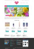 Адаптивный интернет-магазин натуральной косметики